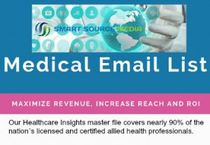 Healthcare Marketing Lists